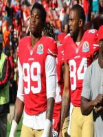 Aldon Smith during Match