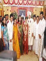 Jagapati Babu Group Pic