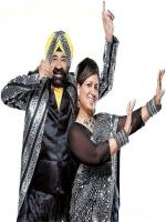 Jaspal Bhatti And Wife Savita