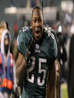 LeSean McCoy During Match