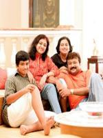 Jayaram Family pics