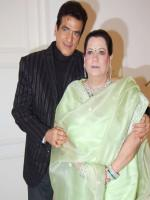 Jeetendra with Wife