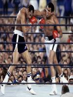 Ken Norton During Boxing