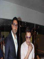 Abhishek Bachchan and Jimmy Shergill
