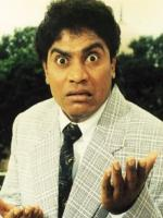 Comedian Johnny Lever