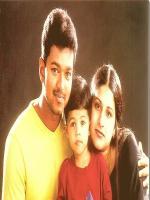 Joseph Vijay Family Pics
