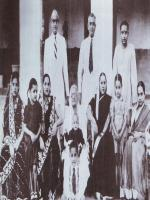 K.L. Saigal Family Pics