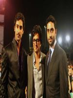 Kunal Kapoor Group Pic