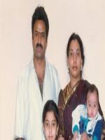 Krishna Family Pic