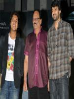 Krishnam Raju Group Pic