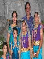 Krishnam Raju Family Pics