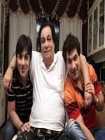 Kadar Khan With Son's
