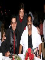 Kunal Singh with Ravi Kishan