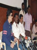 Karthik Muthuraman Political Press Meeting