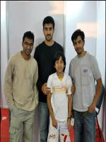 Kishan Shrikanth Group Pic