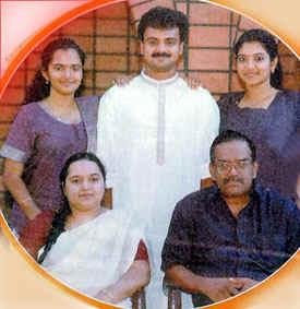 Kunchacko Boban Family Pics
