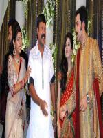 Kalabhavan Mani at prithviraj wedding