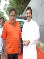 Kumar Bangarappa With Ambi