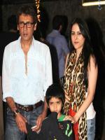 Kumar Gaurav Family Pics