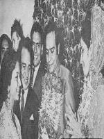 Madan Puri wedding Pic