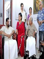 Madhu Family Pics