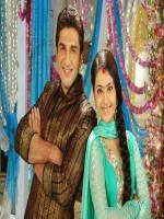 Avika Gor with Manish Raisinghani
