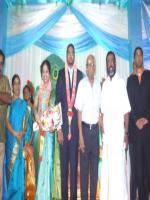 Manivannan daughters wedding