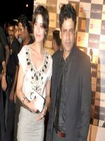 Manoj Bajpai with his Wife