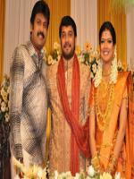 Manoj k jayan marriage  Group Pics
