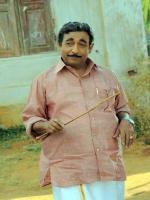 Comedian Nedumudi Venu