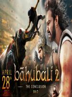 Bahubali 2 The Conclusion Movie Poster
