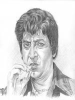 Pran Sketch