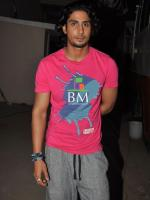 Prateik Babbar in Shooting