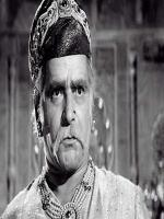 Prithviraj Kapoor Role of King