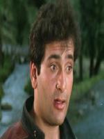 Young Rajiv Kapoor