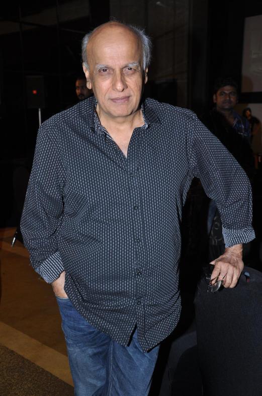 Ramesh Bhat in Shooting