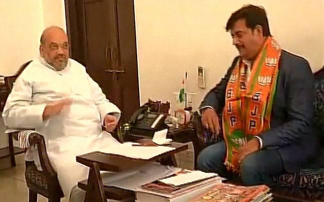 Ravi Kishan Join BJP