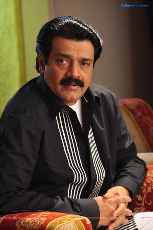 Shankar Panikkar Modeling Pic