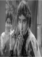 Shammi Kapoor in female dress in Movie Bluff Master