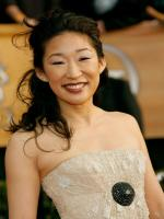 Sandra Oh The Goree Girls