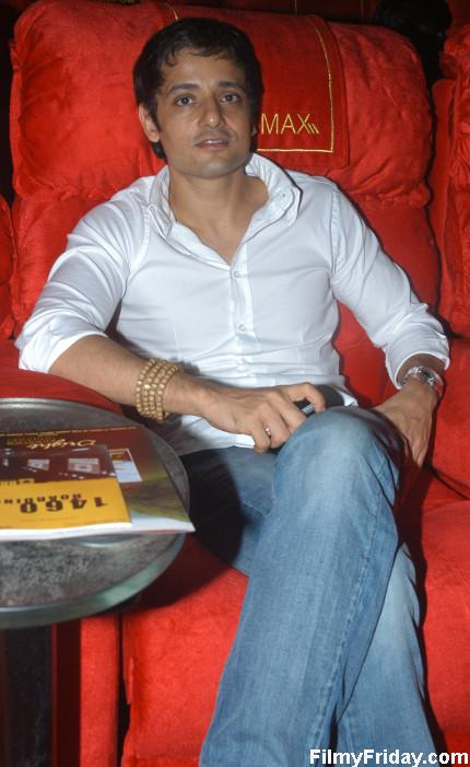 Siddharth Koirala in Movie