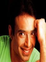 Uday Chopra Modeling Pic