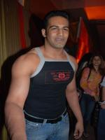 Upen Patel Modeling Pic