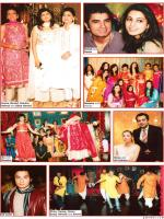 Meesha Shafi Engagement to Shahdi