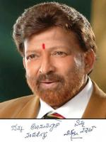 Vishnuvardhan Photo Shot