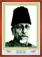 Abul Kalam Azad Phot Shot