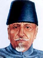 Abul Kalam Azad Skech