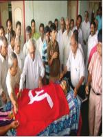 Dasarath Deb Dead Body