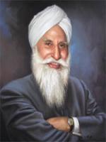 Late Giani Gurmukh Singh Musafir