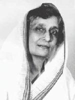 Late Rajkumari Amrit Kaur